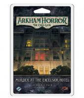 Ужас Аркхэма Карточная игра Убийство в отеле Эксельсиор (Arkham Horror: Card Game Murder at The Excelsior Hotel) настольная игра