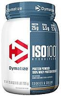 Dymatize Nutrition  ISO 100 - 0,7 кг - печенье с кремом, фото 1