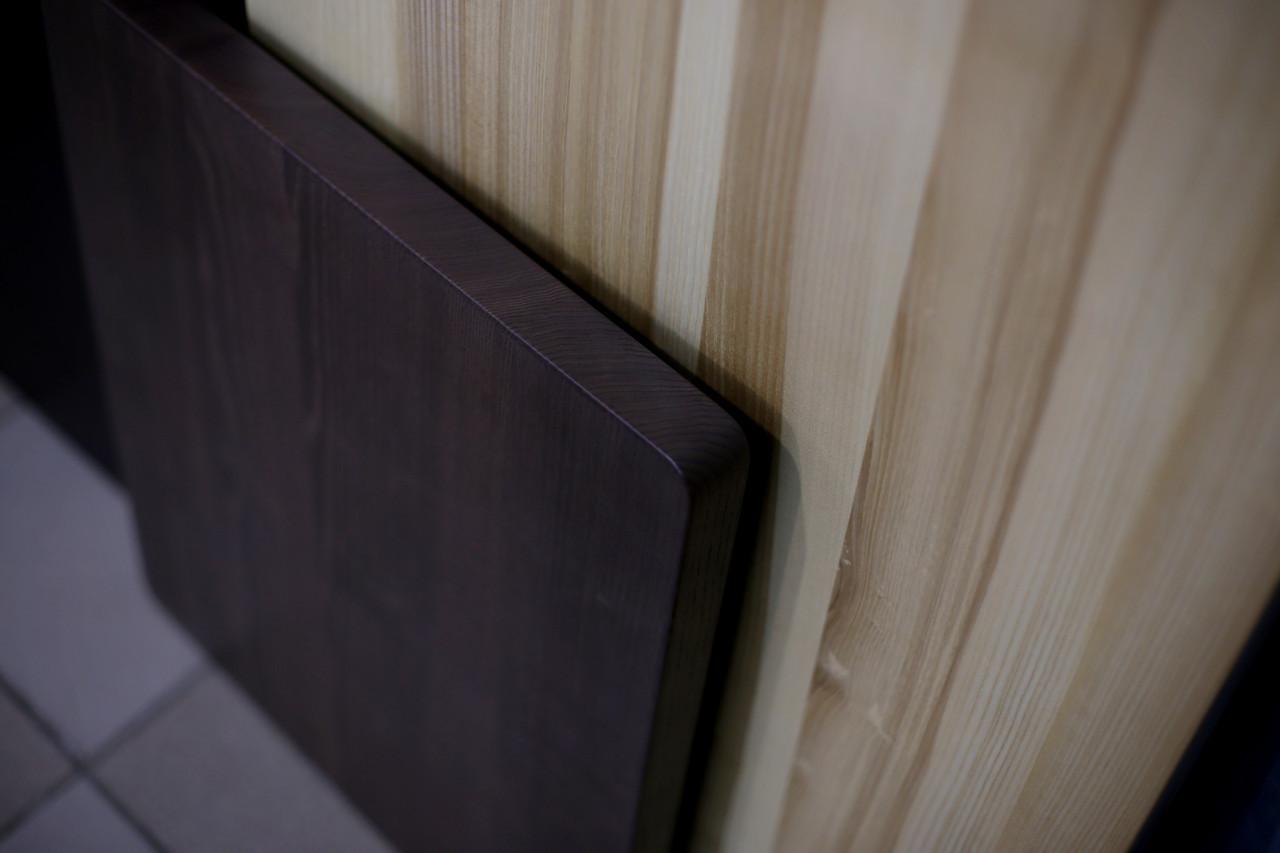Квадратные столешницы из массива и столы для кафе HoReCa. Производитель Украина