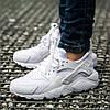 Кроссовки Nike Air Huarache Run White Белые женские, фото 2