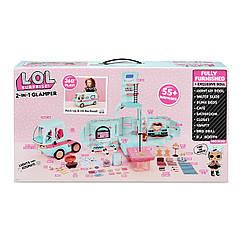 Игровой набор L.O.L. SURPRISE! – ГЛАМУРНЫЙ КЕМПЕР 562511