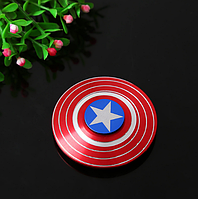 "Спиннер ""Капитан Америка"", fidget spinner Captain America"