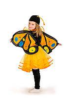 Детский карнавальный костюм Бабочка «Махаон» на рост 110-120 см