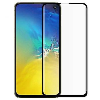 Защитное стекло 3D Edge (full glue) (без упаковки) для Samsung Galaxy S10e
