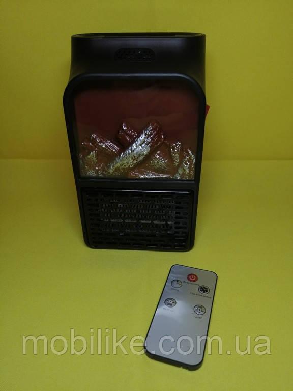 Обогреватель портативный  Flame Heater Plus 500W с имитацией камина