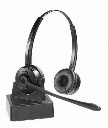 Беспроводная Bluetooth гарнитура для офиса VT9500-D, фото 2