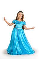 Детский карнавальный костюм Золушка «Классика» на рост 115-125 см, фото 1