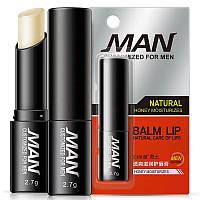 Бальзам для губ для мужчин BIOAQUA Natural Lip Balm Men (2.7г)