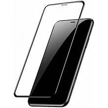 Baseus 0.3mm Full-glass (2pcspack+Pasting Artifact) защитное стекло для iPhone 11 Pro MAX Black