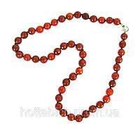 Ожерелье из сердолика код 52829