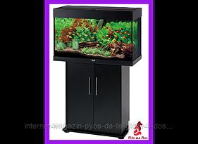 Juwel Rio 125 укомплектованный аквариум черный, 125л