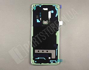 Cервисная оригинальная задняя Крышка Samsung G965 Black S9 Plus (GH82-15724A), фото 2