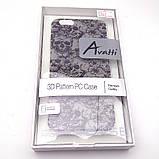 Чохол Avatti 3D Pattern PC Case для iPhone 6/6S, фото 2