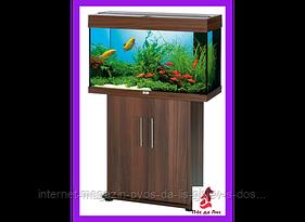 Juwel Rio 125 укомплектованный аквариум темное дерево, 125л