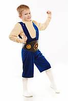 Детский карнавальный костюм Силач на рост 110-120 см