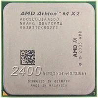 Процессор AMD Athlon 64 X2 5000+ (2600MHz, сокет AM2) ADO5000IAA5DO, AD05000IAA5DU