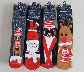 Новогодние детские носки «Ekmen» (12 пар)