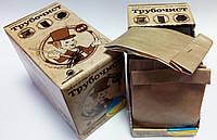 Засіб видалення сажі та смоли у системах опалення Трубочист (сажотрус). Ціна виробника за 1пакетик