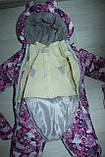 Комбінезон-трансформер дитячий зимовий зі знімною овчиною кольори в асортименті, фото 4