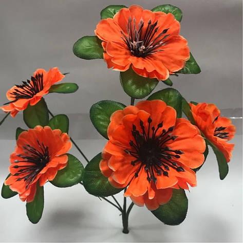 Искусственные цветы.Искусственный букет маргаритка., фото 2
