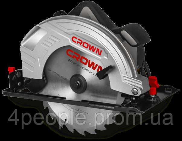 Ручная циркулярная пила Crown CT15210-235