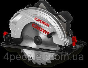 Ручная циркулярная пила Crown CT15210-235, фото 2