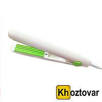 Выпрямитель волос гофре | Мини утюжок | Hair Straighter Mini