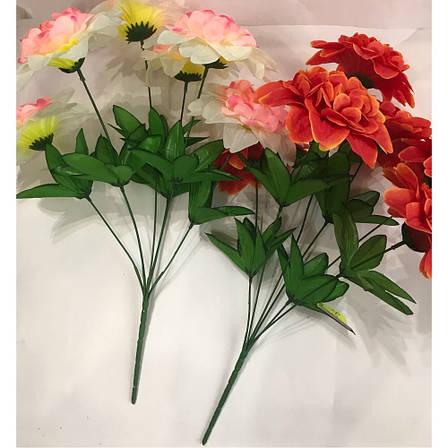 Искусственные цветы.Искусственный букет гортензия звездочка., фото 2