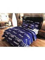 Комплект постельного белья бязь I Love You  - Семейный (157446)