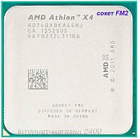 Процессор AMD Athlon X4 740 3.2GHz (AD740XOKA44HJ) Socket FM2, 4 ядра, 65W