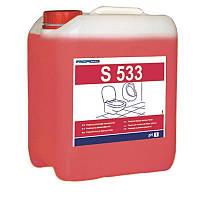 Средство для тщательной чистки сантехники LAKMA PROFIBASIC S 533, 5 литров