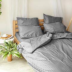 Комплект взрослого постельного белья Муссон Страйп ТМ DS Home Line H04P