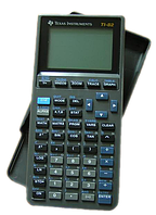 Графический калькулятор инженерный TI-82 Texas Instruments Техас Инструментс микрокалькулятор