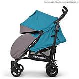 Коляска дитяча ME 1013L RUSH Turquoise, фото 2