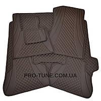Автомобильные коврики из экокожи для BMW X5 F15