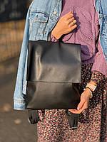 Рюкзак KL1x16 чорний глянцевий
