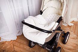 Постельное белье для коляски ПЛЮС  ТМ Добрый Сон