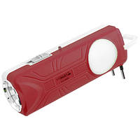 Фонарь светодиодный аккумуляторный Luxury 1037, 1W+5SMD (Yajia)