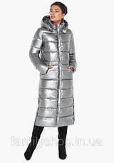 Теплое зимнее пальто большого размера, фото 2