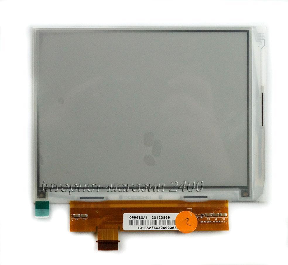 """Дисплей (матрица, экран) OPM060A1, OPM060A2, LB060S01 для електронной книги PVI e-ink 6"""""""