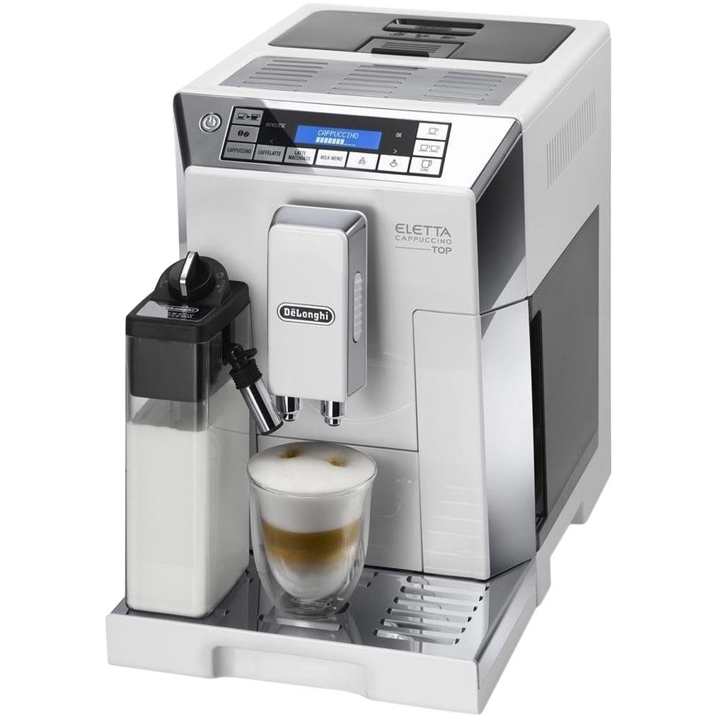 Кофемашина De'Longhi Eletta Cappuccino Top ECAM 45.760.W