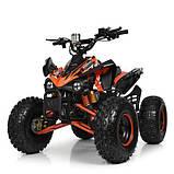 Підлітковий квадроцикл HB-EATV 1000Q2-7(MP3), помаранчевий, фото 2