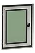 Шафа настінна металева ІР66 400*300*150, серія MHS, фото 3