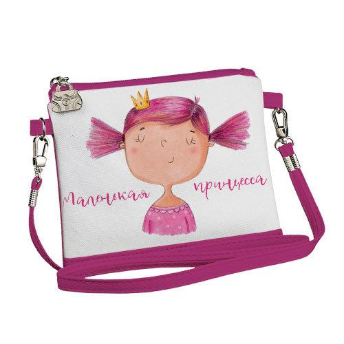 Сумка для девочки Little fairy Маленькая принцесса (SF_CLF007_ROZ)
