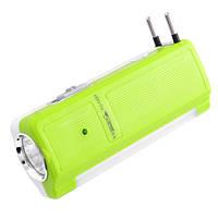 Фонарь светодиодный аккумуляторный Luxury (Yajia) 1031 (1W+9SMD)