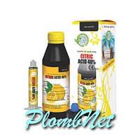 Лимонная кислота 40% 200г / Лимонна Кислота 40 % 200г / Citric Acid 40% 200 g