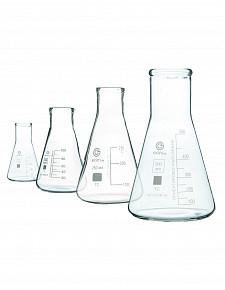Колба конічна (набір) для кабінету хімії