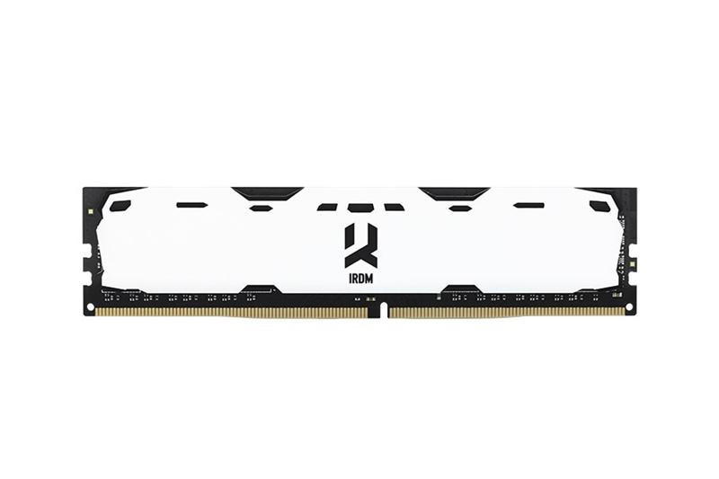 Модуль памяти DDR4 8GB/2400 GOODRAM Iridium White (IR-W2400D464L15S/8G)