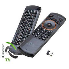 Rii mini i25 Air Mouse Keyboard (голосовое управление, кириллица)