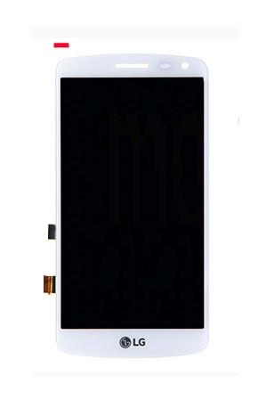 Дисплей для LG X220 K5 Dual Sim с сенсорным стеклом (Белый) Оригинал Китай